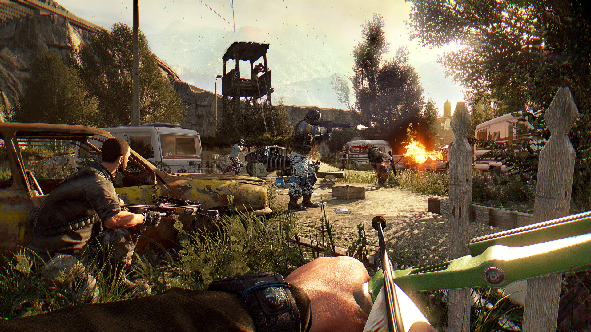 #CRASHTEST DYING LIGHT (PC)