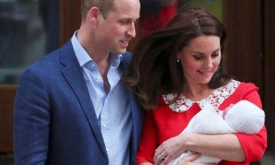 ROYAL BABY - UNE PETITE CHARLOTTE POUR L'ANGLETERRE